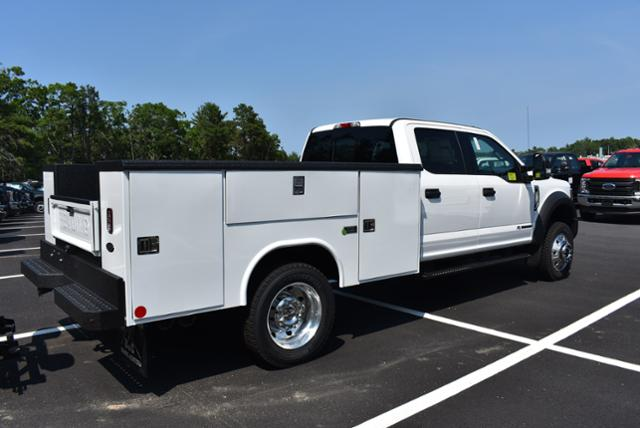 2018 F-550 Crew Cab DRW 4x4,  Service Body #N7032 - photo 3