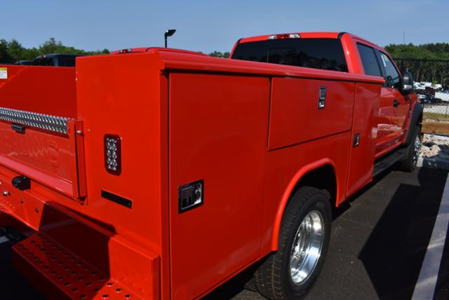 2018 F-550 Crew Cab DRW 4x4,  Reading Service Body #N7033 - photo 4