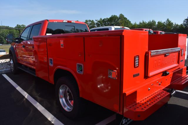 2018 F-550 Crew Cab DRW 4x4,  Reading Service Body #N7033 - photo 2