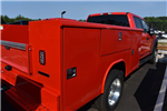 2018 F-550 Crew Cab DRW 4x4,  Reading Classic II Aluminum  Service Body #N7033 - photo 4