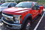 2018 F-550 Crew Cab DRW 4x4,  Reading Service Body #N7033 - photo 1