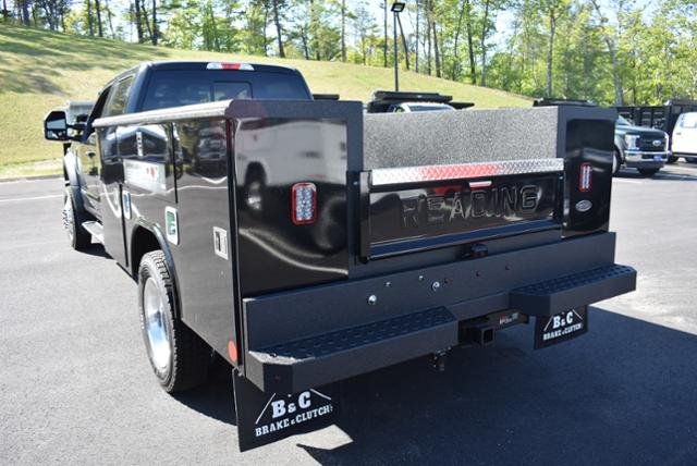2018 F-550 Crew Cab DRW 4x4,  Reading Service Body #N7034 - photo 2