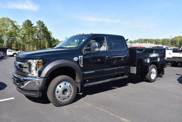 2018 F-550 Crew Cab DRW 4x4,  Service Body #N7034 - photo 4