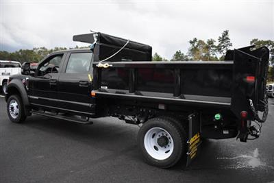 2018 F-550 Crew Cab DRW 4x4,  Dump Body #N7035 - photo 2