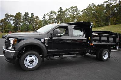 2018 F-550 Crew Cab DRW 4x4,  Dump Body #N7035 - photo 1