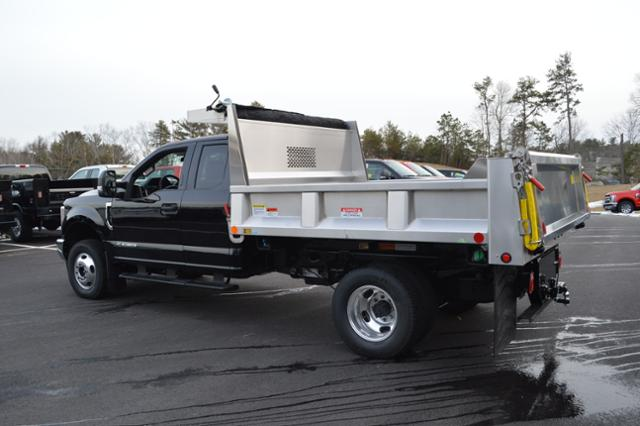 2018 F-350 Super Cab DRW 4x4,  Iroquois Dump Body #N7037 - photo 2