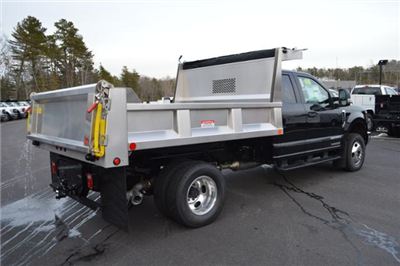 2018 F-350 Super Cab DRW 4x4,  Iroquois Dump Body #N7037 - photo 4