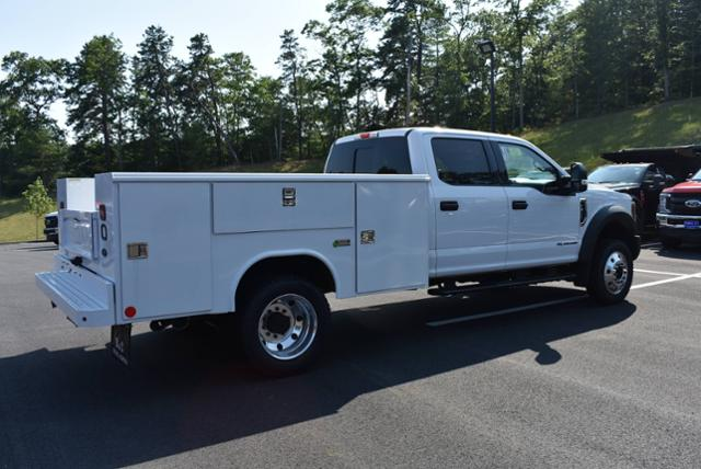 2018 F-450 Crew Cab DRW 4x4,  Service Body #N7039 - photo 2