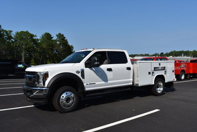 2018 F-450 Crew Cab DRW 4x4,  Service Body #N7039 - photo 4