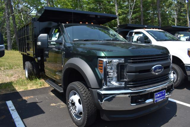 2018 F-550 Regular Cab DRW 4x4,  Reading Landscape Dump #N7041 - photo 3