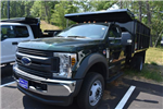 2018 F-550 Regular Cab DRW 4x4,  Reading Landscape Dump #N7041 - photo 1
