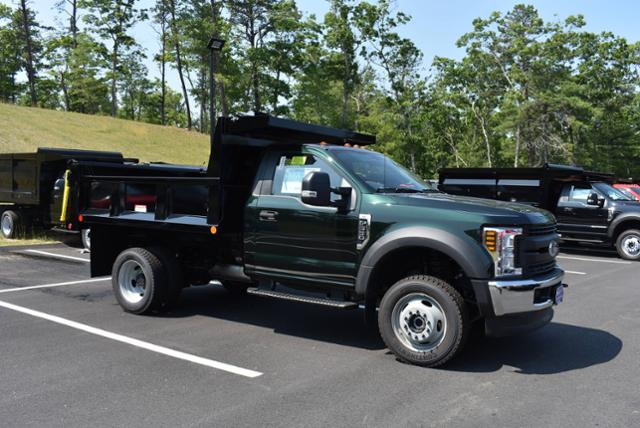 2018 F-550 Regular Cab DRW 4x4,  Iroquois Dump Body #N7044 - photo 3