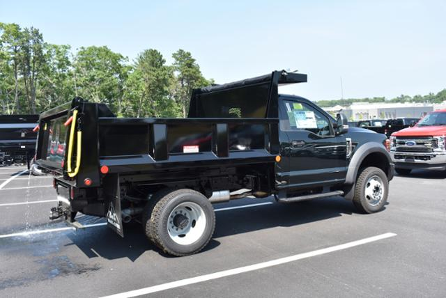 2018 F-550 Regular Cab DRW 4x4,  Iroquois Dump Body #N7044 - photo 4