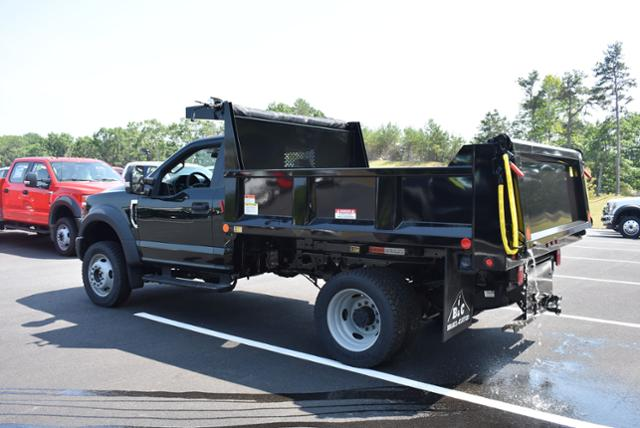 2018 F-550 Regular Cab DRW 4x4,  Iroquois Dump Body #N7044 - photo 2