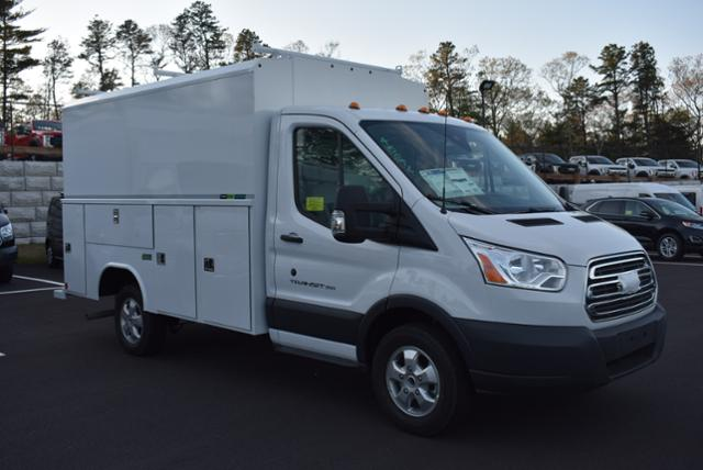 2018 Transit 350 4x2,  Reading Aluminum CSV Service Utility Van #N7049 - photo 1