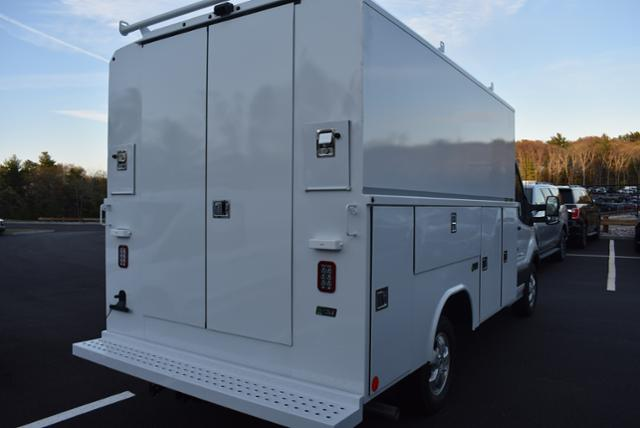 2018 Transit 350 4x2,  Reading Aluminum CSV Service Utility Van #N7049 - photo 2