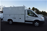 2018 Transit 350 4x2,  Reading Aluminum CSV Service Utility Van #N7049 - photo 3