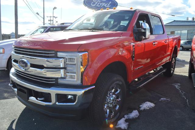 2018 F-350 Crew Cab 4x4,  Pickup #N7056 - photo 4