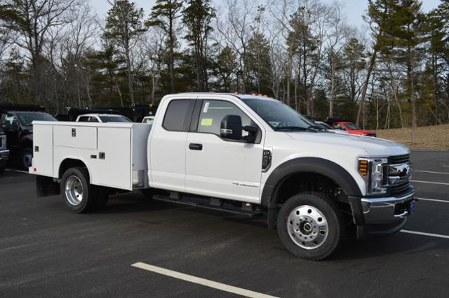 2018 F-450 Super Cab DRW 4x4, Service Body #N7073 - photo 3
