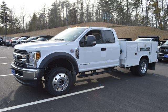 2018 F-450 Super Cab DRW 4x4, Service Body #N7073 - photo 4