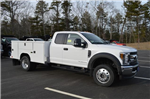 2018 F-450 Super Cab DRW 4x4, Service Body #N7073 - photo 1