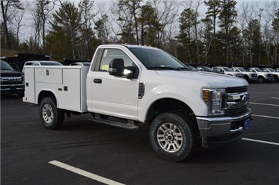 2018 F-350 Regular Cab 4x4, Service Body #N7083 - photo 1