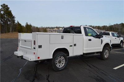 2018 F-350 Regular Cab 4x4, Service Body #N7083 - photo 2