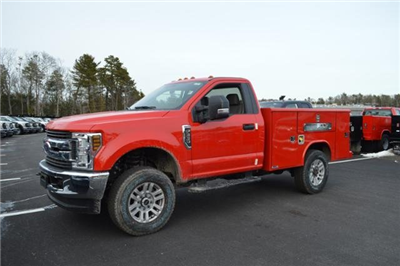 2018 F-350 Regular Cab 4x4,  Service Body #N7085 - photo 4