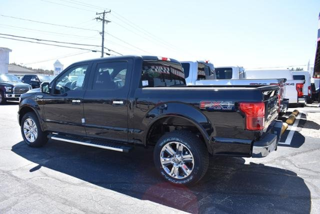 2018 F-150 SuperCrew Cab 4x4, Pickup #N7095 - photo 3