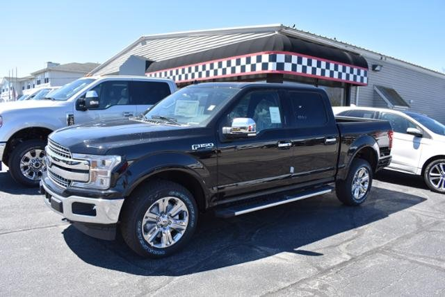 2018 F-150 SuperCrew Cab 4x4, Pickup #N7095 - photo 4