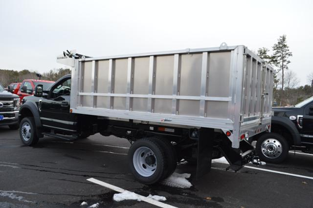 2018 F-550 Regular Cab DRW 4x4, Landscape Dump #N7099 - photo 2