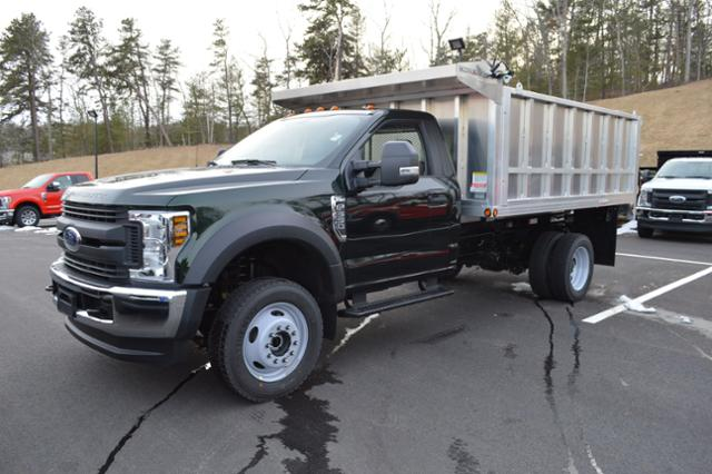 2018 F-550 Regular Cab DRW 4x4,  Landscape Dump #N7099 - photo 4