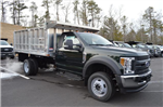 2018 F-550 Regular Cab DRW 4x4, Landscape Dump #N7099 - photo 3