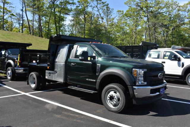 2018 F-550 Regular Cab DRW 4x4, Dump Body #N7107 - photo 3