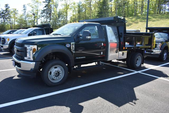 2018 F-550 Regular Cab DRW 4x4, Dump Body #N7107 - photo 1