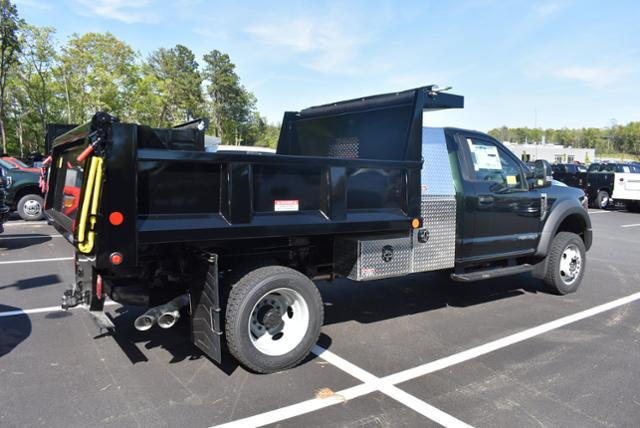 2018 F-550 Regular Cab DRW 4x4,  Dump Body #N7107 - photo 2