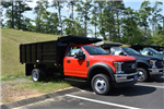 2018 F-550 Regular Cab DRW 4x4,  Landscape Dump #N7118 - photo 1
