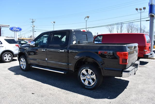 2018 F-150 SuperCrew Cab 4x4,  Pickup #N7136 - photo 3