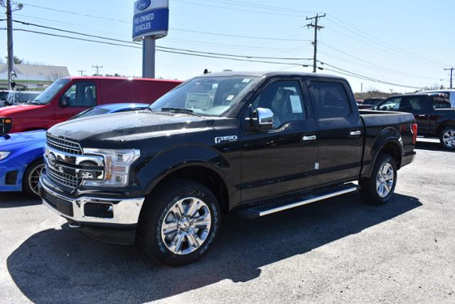 2018 F-150 SuperCrew Cab 4x4,  Pickup #N7136 - photo 4