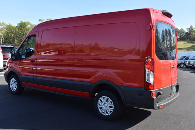 2018 Transit 250 Med Roof 4x2,  Empty Cargo Van #N7157 - photo 4