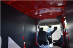 2018 Transit 250 Med Roof 4x2,  Empty Cargo Van #N7157 - photo 1