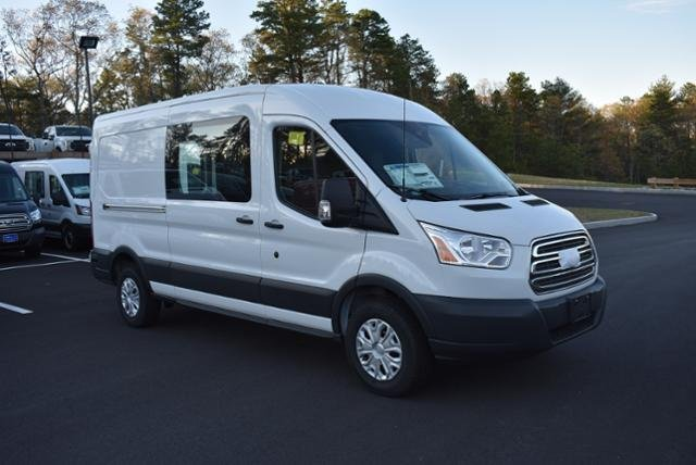 2018 Transit 250 Med Roof, Cargo Van #N7170 - photo 3
