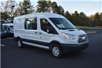 2018 Transit 250 Med Roof 4x2,  Empty Cargo Van #N7170 - photo 1