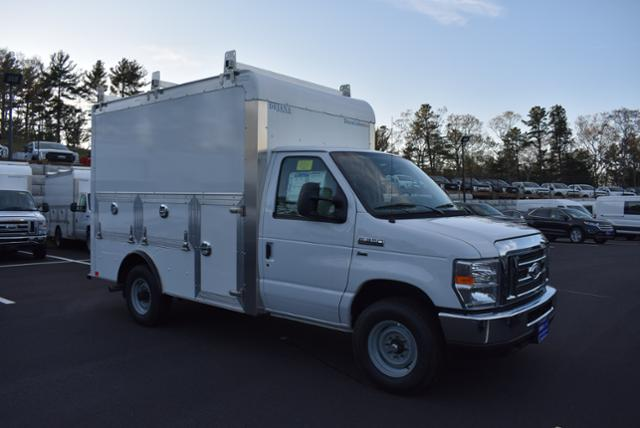 2018 E-350 4x2,  Dejana Truck & Utility Equipment Service Utility Van #N7178 - photo 3