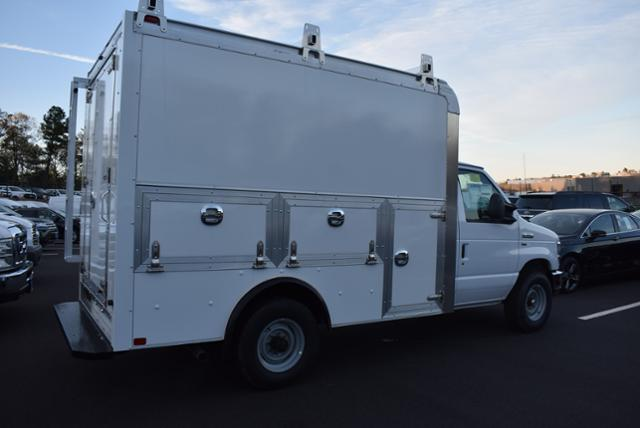 2018 E-350 4x2,  Dejana Truck & Utility Equipment Service Utility Van #N7178 - photo 4