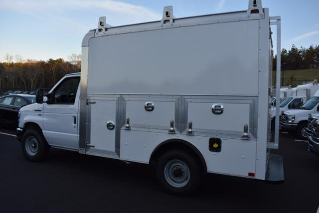 2018 E-350 4x2,  Dejana Truck & Utility Equipment Service Utility Van #N7178 - photo 2