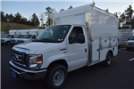 2018 E-350 4x2,  Dejana Truck & Utility Equipment Service Utility Van #N7178 - photo 1