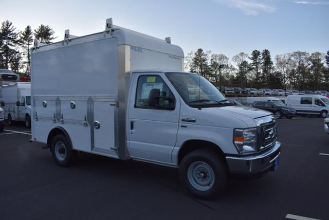 2018 E-350 4x2,  Dejana Truck & Utility Equipment Service Utility Van #N7182 - photo 3