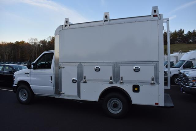 2018 E-350 4x2,  Dejana Truck & Utility Equipment Service Utility Van #N7182 - photo 2