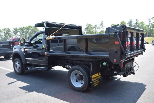2018 F-550 Regular Cab DRW 4x4,  Air-Flo Dump Body #N7189 - photo 2